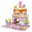 บ้านตุ๊กตาตัวต่อสุดน่ารัก Melissa & Doug 3D Puzzle & Dollhouse (Home Sweet Home) thumbnail 2