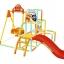 ชุดกิจกรรมปีนป่ายพร้อมชิงช้าแบบพับได้ Anpanman Easy Foldable Swing Park Jungle Gym DX thumbnail 2