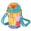 กระติกน้ำพร้อมสายสะพายสำหรับเด็ก Peppa Pig Pop-Up Canteen for Kids thumbnail 1