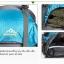 NL13 กระเป๋าเดินทาง สีเขียว ขนาด 55+5 ลิตร (เสริมโครง) thumbnail 10