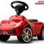 รถเฟอร์รารี่ขาไถสุดหรู Rastar Ferrari 458 Speciale A Foot-to-Floor Push Car (Red) thumbnail 8