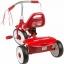 จักรยานสามล้อพับเก็บได้สำหรับเด็กเล็ก Radio Flyer Folding Trike 2Go (Red) thumbnail 3