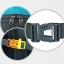 ⭐ NL17 กระเป๋าเดินทาง ดำ ขนาดจุสัมภาระ 50 ลิตร thumbnail 13