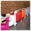 กระเป๋าเดินทางขับขี่ได้สำหรับเด็ก Skoot Children's Ride-On Suitcase (Hot Pink) thumbnail 11