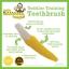 ชุดแปรงกล้วยยอดฮิตและเจลทำความสะอาดฟันปลอดสารพิษ Xlear Kid's Spry Baby Banana Training Toothbrush and Tooth Gel thumbnail 3