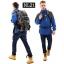 NL21 กระเป๋าเดินทาง สีเทา ขนาดจุสัมภาระ 40 ลิตร สำเนา thumbnail 27