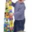 ชุดกล่องกิจกรรมเรียงตั้งสุดน่ารัก Melissa & Doug Nesting & Stacking Blocks (Alphabet) thumbnail 4