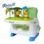 เก้าอี้ทานข้าวพร้อมของเล่นเสริมพัฒนาการ Royalcare Booster Seat Rainforest thumbnail 1