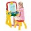 โต๊ะวาดเขียนเอนกประสงค์สำหรับเด็ก Crayola Play 'N Fold 2-in-1 Art Studio (Red & Yellow) thumbnail 3