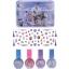 ชุดยาทาเล็บปลอดสารพิษพร้อมสติ๊กเกอร์ตกแต่งเล็บและกล่องบรรจุ Townleygirl Nail Polish Set with Stickers and Water Case (Olaf's Frozen Adventure ) thumbnail 2