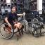 รถเข็นอาบน้ำเเละนั่งถ่าย Wheelchair Comfort รุ่น SL-155 thumbnail 22