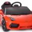 รถแบตเตอรี่พร้อมรีโมทบังคับ Lamborghini Aventador LP700 6V Battery-Powered Ride-On (Red) thumbnail 2