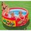 สระน้ำเป่าลมสำหรับเด็ก Intex Disney Cars Easy Set Pool thumbnail 3