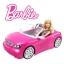 รถสปอร์ตสำหรับสาวสวยบาร์บี้ Barbie Glam Convertible thumbnail 1