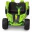 รถแบตเตอรี่ ATV คันยักษ์แบบ 2 ที่นั่ง Fisher-Price Power Wheels Dune Racer Extreme 12-Volt Battery-Powered Ride-On (Monster Green) thumbnail 3