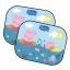 ม่านบังแดดแบบพับได้สุดน่ารัก Peppa Pig Folding Window Sunshades (Pack of 2) (Peppa's Swimming) thumbnail 1