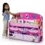ชั้นวางหนังสือพร้อมกล่องเก็บของเล่นสำหรับลูกน้อย Delta Children Deluxe Book & Toy Organizer (Disney Minnie Mouse) thumbnail 3