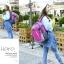 NL06 กระเป๋าเดินทาง สีกรมท่า ขนาดจุสัมภาระ 28 ลิตร thumbnail 31