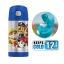 กระติกน้ำสเตนเลสรักษาอุณหภูมิ Thermos FUNtainer Vacuum Insulated Stainless Steel Bottle 12OZ (Paw Patrol2) thumbnail 1