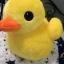 ตุ๊กตาเป็ดเหลือง ขนยาวนุ่มสุดๆ 70Cm นำเข้าฯของแท้ลิขสิทธิ์ thumbnail 3