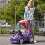 รถขาไถพร้อมหลังคามือจับ Step2 Turbo Coupe Foot-to-Floor (Pink) thumbnail 6
