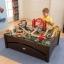 โต๊ะกิจกรรมเอนกประสงค์พร้อมชุดโมเดล KidKraft Metropolis Train Set and Table thumbnail 8