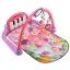 เพลย์ยิมเสริมพัฒนาการ Fisher-Price Kick 'n Play Piano Gym (Pink) thumbnail 2