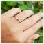 แหวนโรสควอตซ์แท้ ดีไซน์เรียบๆ ใส่ติดนิ้วน่ารักๆ thumbnail 5
