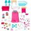 คฤหาสถ์ตุ๊กตาในฝันสำหรับสาวน้อย Barbie Barbie Dreamhouse thumbnail 12