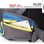 NL09 กระเป๋าเดินทาง สีแดง ขนาดจุสัมภาระ 40 ลิตร thumbnail 18