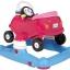 รถหัดเดินเอนกประสงค์สุดน่ารัก Little Tikes Cozy Coupe 3-in-1 Mobile Entertainer Activity Walker - Princess Coupe thumbnail 3