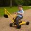รถตักทรายแสนสนุก WonkaWoo Dig & Swivel Sand Digger (Yellow) thumbnail 5