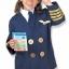 ชุดแฟนซีคอสตูมพร้อมอุปกรณ์สุดน่ารัก Melissa & Doug รุ่น Role Play Costume Set (Pilot) thumbnail 4