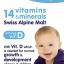 วิตามินรวมสำหรับทารกและเด็กเล็ก VitaBiotics WellBaby Multi-Vitamin Liquid with VIT.D thumbnail 3