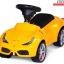 รถเฟอร์รารี่ขาไถสุดหรู Rastar Ferrari 458 Speciale A Foot-to-Floor Push Car (Yellow) thumbnail 4