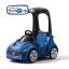 รถขาไถพร้อมหลังคามือจับ Step2 Turbo Coupe Foot-to-Floor (Blue) thumbnail 1