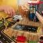 โต๊ะกิจกรรมเอนกประสงค์พร้อมชุดโมเดล KidKraft Metropolis Train Set and Table thumbnail 5