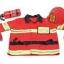 ชุดแฟนซีคอสตูมพร้อมอุปกรณ์สุดน่ารัก Melissa & Doug รุ่น Role Play Costume Set (Fire Chief) thumbnail 2