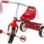 จักรยานสามล้อพับเก็บได้สำหรับเด็กเล็ก Radio Flyer Folding Trike 2Go (Red) thumbnail 2