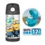 กระติกน้ำสเตนเลสรักษาอุณหภูมิ Thermos FUNtainer Vacuum Insulated Stainless Steel Bottle 12OZ (Minions) thumbnail 1