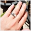 แหวน Black Star Sapphire ดีไซน์เรียบๆ ดูดีมีสไตล์ thumbnail 4