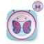 ชามอาหารสำหรับเด็ก Skip Hop รุ่น Zoo Bowls (Butterfly) thumbnail 1