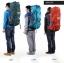 ⭐ DF01 กระเป๋าเดินทาง Topsky สีส้ม ขนาดจุสัมภาระ 70+10 ลิตร (เสริมโครง+ปรับระดับ S M L) thumbnail 19