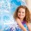 บ้านน้ำแข็งเป่าลมพร้อมลูกบอลสุดน่ารัก Intex Disney Frozen Igloo Playhouse thumbnail 4