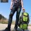 ⭐ NL17 กระเป๋าเดินทาง ดำ ขนาดจุสัมภาระ 50 ลิตร thumbnail 21