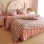 ชุดผ้าปูที่นอนเจ้าหญิง ลูกไม้ SD3009-2P thumbnail 1