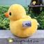 ตุ๊กตาเป็ดเหลือง ขนยาวนุ่มสุดๆ 30Cm.++ (ขนาดจริง 35 มีเสียง) thumbnail 5