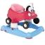 รถหัดเดินเอนกประสงค์สุดน่ารัก Little Tikes Cozy Coupe 3-in-1 Mobile Entertainer Activity Walker - Princess Coupe thumbnail 2