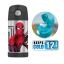 กระติกน้ำสเตนเลสรักษาอุณหภูมิ Thermos FUNtainer Vacuum Insulated Stainless Steel Bottle 12OZ (Spider Man: Homecoming) thumbnail 1