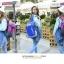 NL06 กระเป๋าเดินทาง สีชมพู ขนาดจุสัมภาระ 28 ลิตร thumbnail 42
